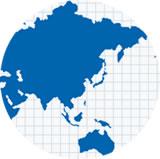中国から東南アジア・世界の市場へ多くの実績がございます。