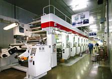印刷機・製袋機