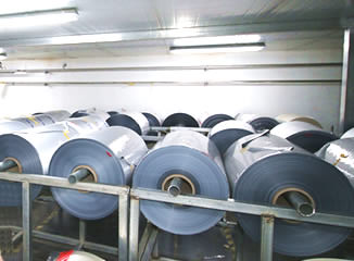 Warehouse of film