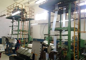 工場内作業風景